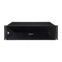Hanwha Wisenet AI 32 CH NVR 400Mbps RAID 16 SATA No HDD