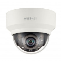 Hanwha Wisenet X 5MP Int IR Dome WDR IK08 3.7mm