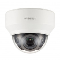 Hanwha Wisenet X 5MP Int IR Dome WDR IK08 3.9-9.4mm