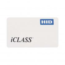 HID iCLASS ISO Card - 16k (HID 2010)