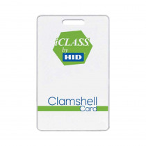 HID iCLASS Clamshell Card - Customer Selected (HID 2080)