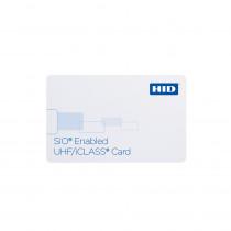 HID UHF + iCLASS Card