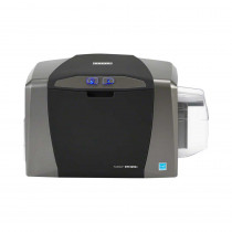 HID Fargo DTC1250e Card Printer - Front View