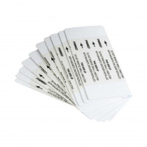 HID FARGO Double-Sided Cleaning Cards