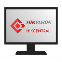 Hikvision HikCentral-VSS Base with 4 Channels