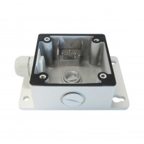Hikvision DS-1272J-B Junction Box - Front Angle