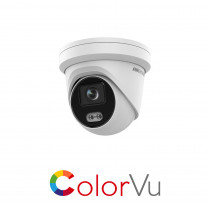 Hikvision DS-2CD2347G2-L ColorVu 4MP Fixed 2.8mm Turret