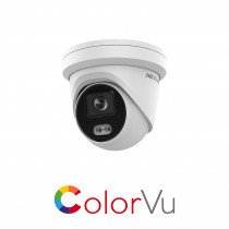 Hikvision DS-2CD2347G2-L ColorVu 4MP Fixed 4mm Turret