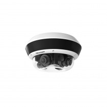 Hikvision DS-2CD6D54FWD-IZS PanoVu 4x 5MP Outdoor Varifocal Camera with IP67