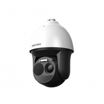 Hikvision DS-2TD4136-50 DarkFighter Dual Lens 384 Thermal 36x PTZ Camera with 50mm Visual