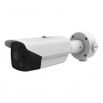 Hikvision DS-2TD2617B-6/PA Dual Lens 160 Temperature Screening Thermal 6mm Bullet±0.5℃