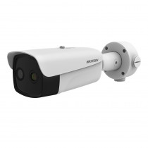 Hikvision DS-2TD2636B-15P Dual Lens 384 Temperature Screening Thermal 15mm Bullet±0.5℃