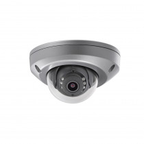 Hikvision DS-2CD6520DT-IO Mobile  2MP IP Indoor Dome Camera - 10m IR - TWDR - 4mm