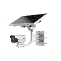 Hikvision Solar panel 20 Ah lithium battery 4G 2MP 2.8mm Camera