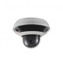 Hikvision DS-2PT3122IZ-DE3 PanoVu 1x 2MP Fixed Lens & 1x 2MP Pan/Tilt Lens Indoor PTZ Camera with 4x Zoom