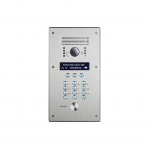 Bticino Linea300 Antivandal Door Panel