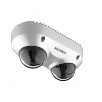 Hikvision DS-2CD6D52G0-HIS Dual 5MP Directional PanoVu Cameras