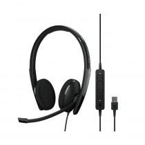 EPOS | Sennheiser ADAPT 160 USB II Stereo Headset - UC
