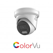 Hikvision DS-2CD2347G2-LSU/SL ColorVu 4MP Mic  2.8mm IP66 Turret