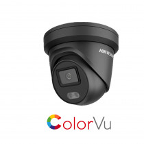 Hikvision DS-2CD2347G2-LU ColorVu 4MP Fixed 2.8mm Turret BLK