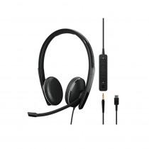 EPOS | Sennheiser ADAPT 165 USB-C II Stereo Headset - UC & 3.5mm