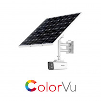 Hikvision DS-2XS6A87G1-L/C32S80 8MP ColorVu 4G Solar Camera - No Battery