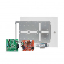 Inner Range 1  Door Access Module (1 DAM) with Standard Cabinet & 2 Amp PSU with Low Battery