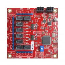 Inner Range Integriti UniBus 8 Way Aux Relay Card