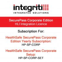 Inner Range Integriti SecurePass Corporate HLI Integration Licence