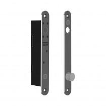 Interlock - TB25PTL SS Faceplate Dropbolt with Strike Plate