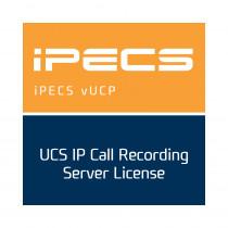 Ericsson-LG iPECS vUCP-IPCRS IP Call Recording Server License