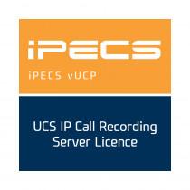 Ericsson-LG iPECS vUCP-IPCRS IP Call Recording Server Licence
