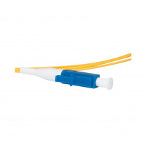 Legrand Fibre Optic Pigtail - LC 9/125 Single Mode - 1m