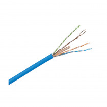 Legrand Cat6 Cable 4 Pair - U/UTP - PVC Blue