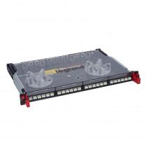 Legrand LCS3 Fibre Drawer Modular + 24LC Duplex MM Couplers