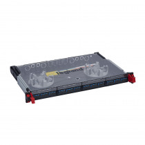 Legrand LCS3 Fibre Drawer Modular + 24LC Duplex SM Couplers