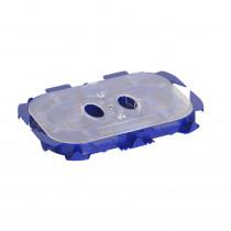 Legrand LCS3 Fibre Cassette - Pigtails 24F