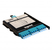 Legrand LCS3 LC MPO MM OM4 Cassette UHD