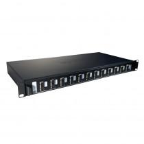 Legrand LCS3 Fibre Sliding Drawer 12SC Duplex MM 1U