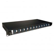Legrand LCS3 Fibre Sliding Drawer 12SC Duplex SM 1U