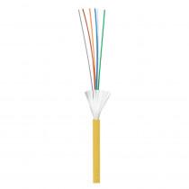 Legrand Fibre Cable - OS2 Tight Buffer - Indoor/Outdoor - Single mode - Yellow
