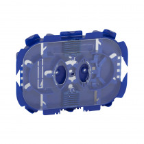 Legrand Fibre Cassette for Pigtails - 24 Fibre Capacity