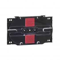 Legrand Fibre Cassette for Pigtails - 12 Fibre Capacity