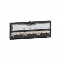 Legrand Fibre Optic Unit - 6F - SC - Multimode