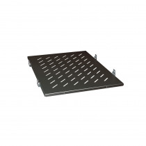 "Legrand 4 x 19"" Fixed Shelf - 2RU - P800 - Black"