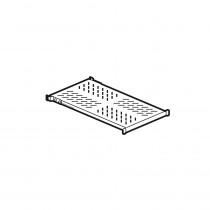 "Legrand 19"" Shelf Sliders - P1000 - Black"