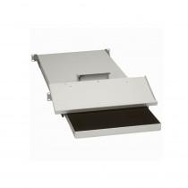 Legrand Keyboard Support Shelf - 800 x 1000mm - Black