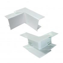 Legrand DLPlus White Internal/External Bend