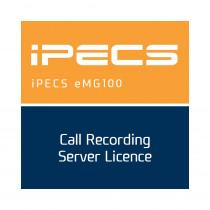 Ericsson-LG iPECS eMG100 IP Call Recording Server Licence