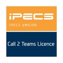 Ericsson-LG iPECS eMG100 Call 2 Teams Licence